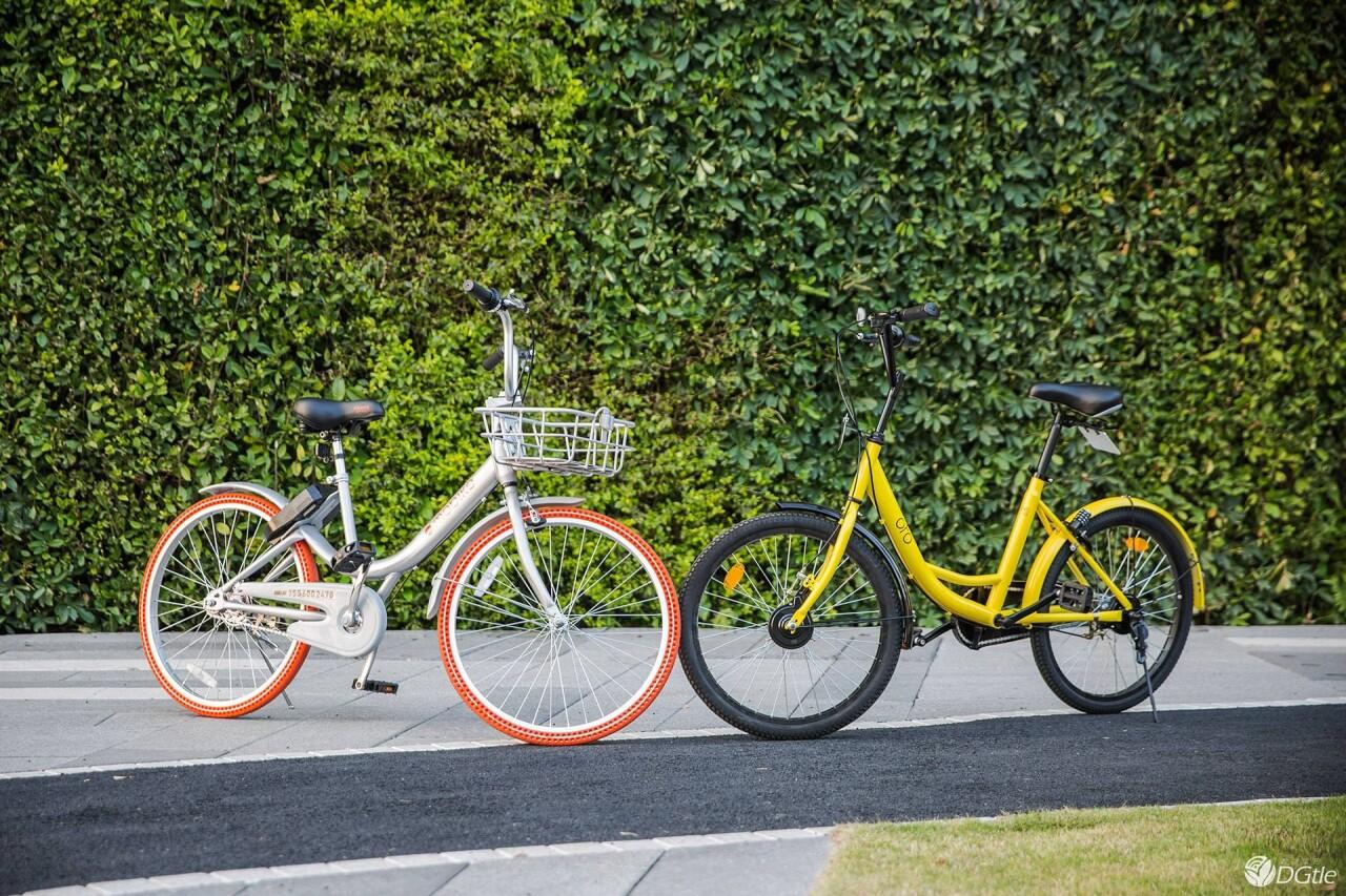 """摩拜收购由你,推倒单车""""并购潮""""的第一张多米洛牌"""