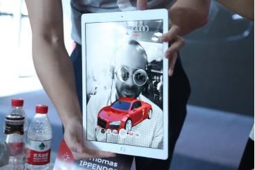 戈壁徐晨点赞奥迪创新实验室,AR+AI新玩法会成为下一个风口吗?