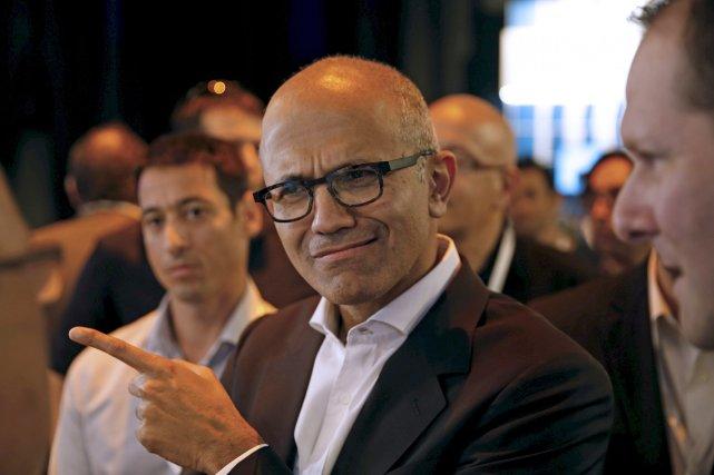 微软CEO纳德拉,曾经为了爱情放弃美国绿卡