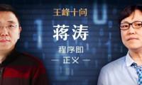 王峰对话CSDN蒋涛:不配置数字资产,未来可能变穷