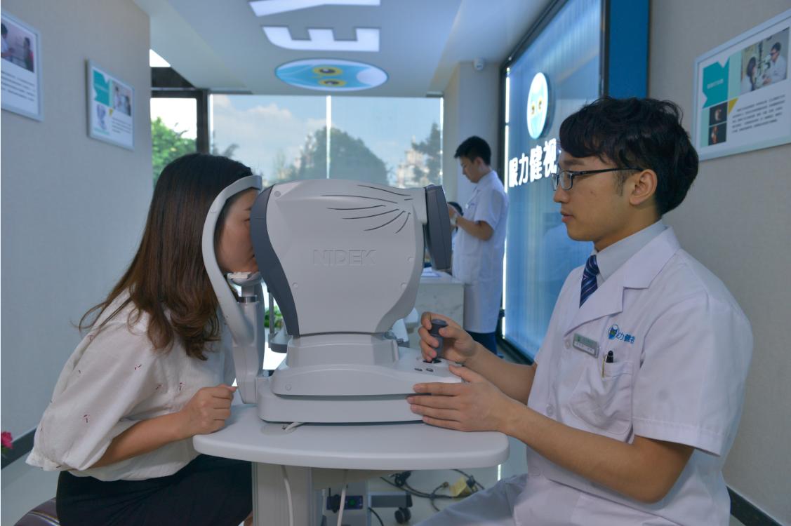 视光中心打破传统验光,数据整合系统将进一步拉动视光行业发展